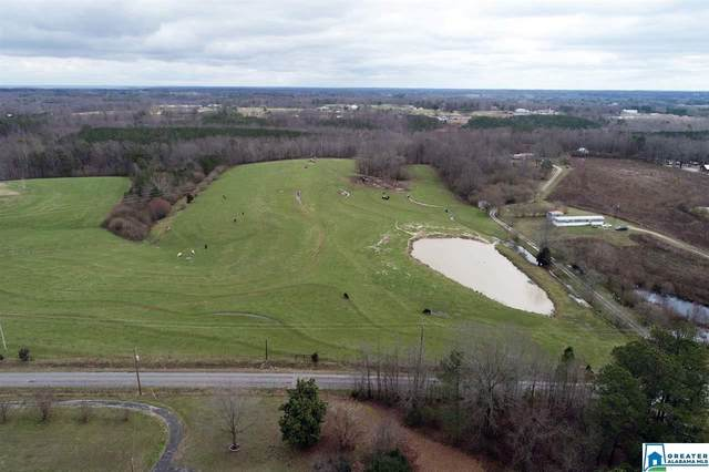 0 Co Rd 1107 #0, Vinemont, AL 35179 (MLS #874461) :: LocAL Realty