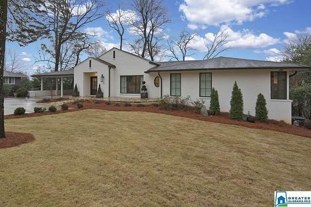 1921 Shades Crest Rd, Vestavia Hills, AL 35216 (MLS #874502) :: Josh Vernon Group