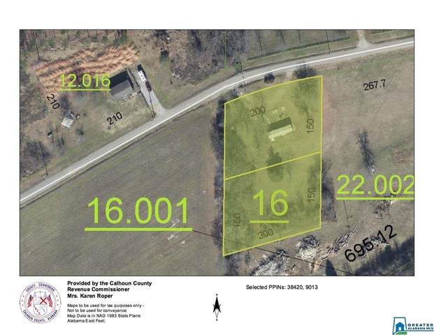 1964 Century Rd #0, Piedmont, AL 36272 (MLS #874514) :: Gusty Gulas Group