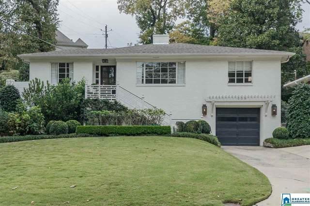 608 Rumson Rd, Homewood, AL 35209 (MLS #874538) :: LIST Birmingham