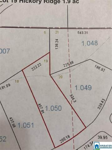 Lot 19 Docs Dr #19, Dora, AL 35062 (MLS #874684) :: JWRE Powered by JPAR Coast & County