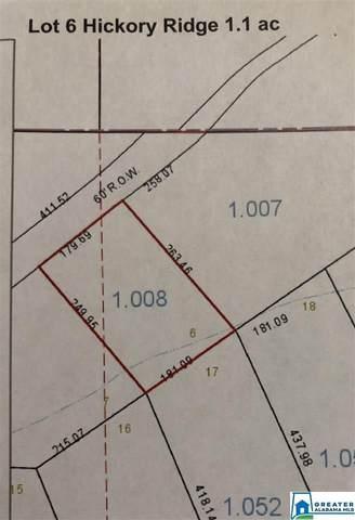 Lot 6 Sellers Rd #6, Dora, AL 35062 (MLS #874686) :: Josh Vernon Group