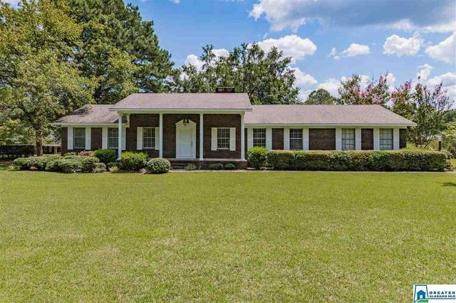 70 Co Rd 414, Wilsonville, AL 35186 (MLS #874724) :: Josh Vernon Group