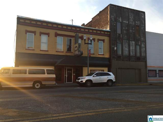 1214 Noble St, Anniston, AL 36201 (MLS #874740) :: Gusty Gulas Group