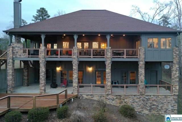 625 Rock Creek Penninsula, Arley, AL 35541 (MLS #874779) :: LIST Birmingham