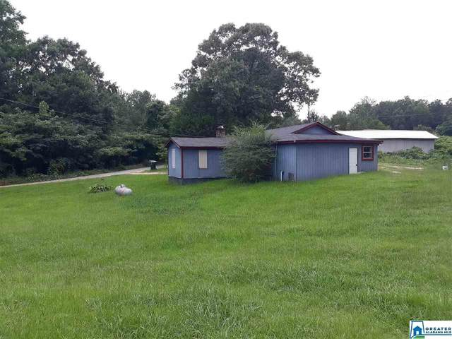 465 Old Trammell Cir, Sylacauga, AL 35150 (MLS #874781) :: Howard Whatley