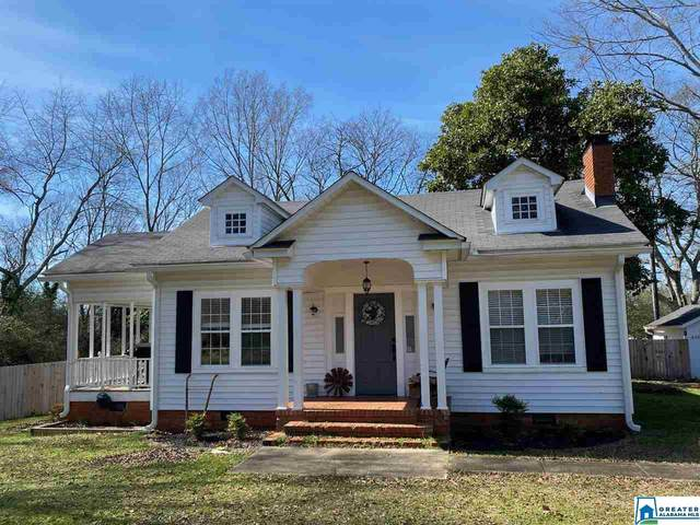 410 NE 2ND AVE NE, Jacksonville, AL 36265 (MLS #874851) :: LIST Birmingham