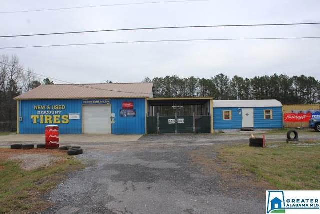 37403 Hwy 280, Sylacauga, AL 35150 (MLS #874871) :: Gusty Gulas Group
