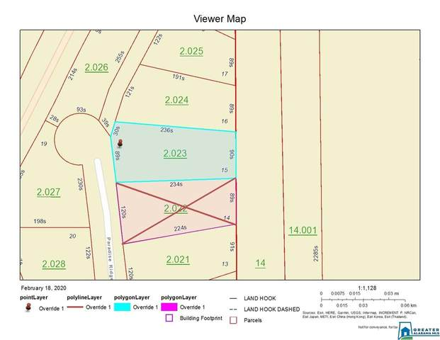Lot 15 Paradise Ridge Rd #15, Leesburg, AL 35983 (MLS #875084) :: Howard Whatley