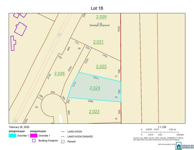 Lot 16 Paradise Ridge Rd #16, Leesburg, AL 35983 (MLS #875101) :: Howard Whatley