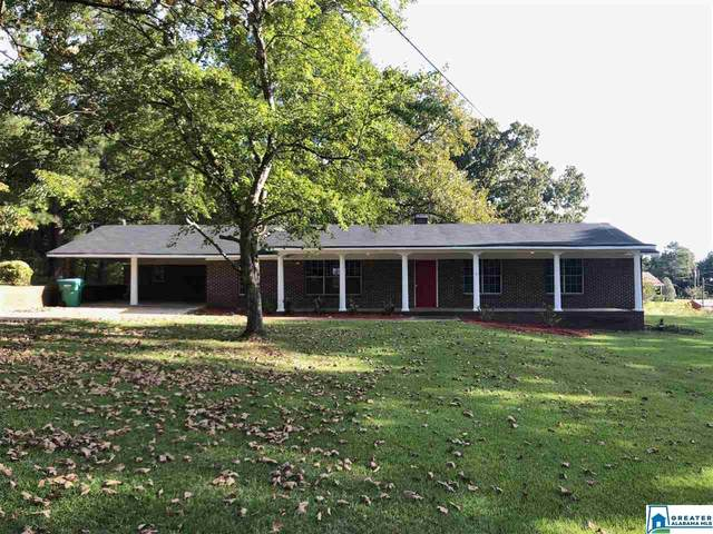 76 Mimosa St, Talladega, AL 35160 (MLS #875111) :: LocAL Realty
