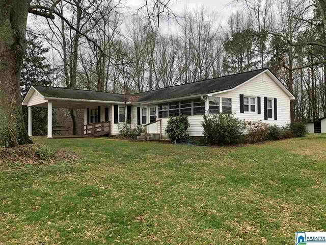 2131 Co Rd 11, Heflin, AL 36264 (MLS #875134) :: LocAL Realty