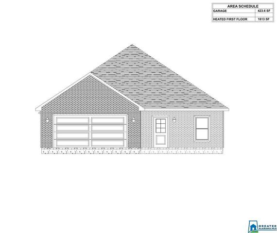 166 White Oak Cir, Lincoln, AL 35096 (MLS #875166) :: LocAL Realty