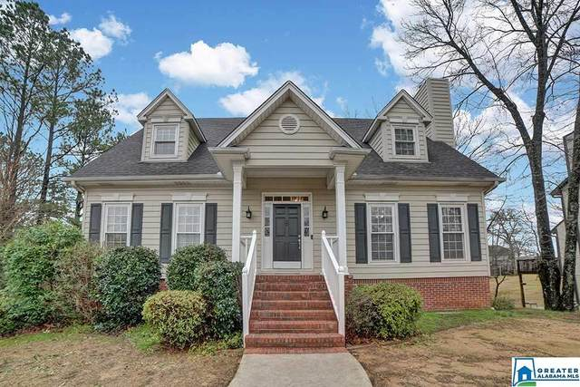 509 Raspberry Rd, Hoover, AL 35244 (MLS #875300) :: LocAL Realty