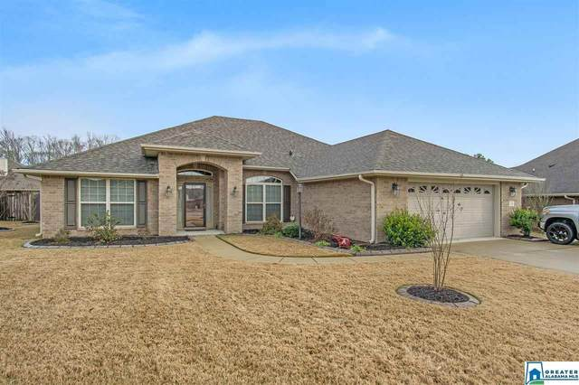 329 Golden Meadows Pl, Alabaster, AL 35007 (MLS #875628) :: Josh Vernon Group