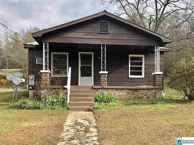 2044 Morrisville Rd, Anniston, AL 36201 (MLS #875638) :: Gusty Gulas Group