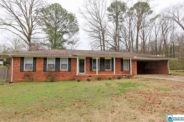 315 Jeffery Terr, Anniston, AL 36201 (MLS #875739) :: Gusty Gulas Group