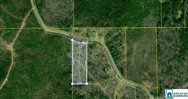 00 Vernontown Rd N/A, West Blocton, AL 35184 (MLS #875881) :: Gusty Gulas Group
