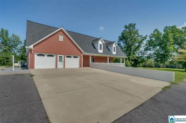 1350 Kincheon Rd, Clanton, AL 35045 (MLS #875962) :: Josh Vernon Group