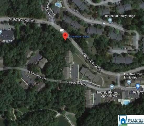 2169 Old Rocky Ridge Rd #004, Vestavia Hills, AL 35216 (MLS #877014) :: LIST Birmingham