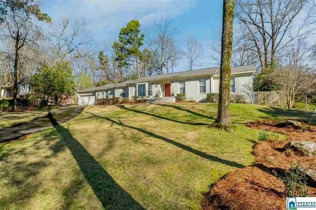 3724 Woodvale Rd, Mountain Brook, AL 35223 (MLS #877146) :: LIST Birmingham