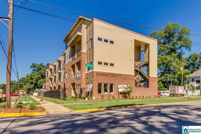 2708 7TH ST #307, Tuscaloosa, AL 35401 (MLS #877326) :: LIST Birmingham