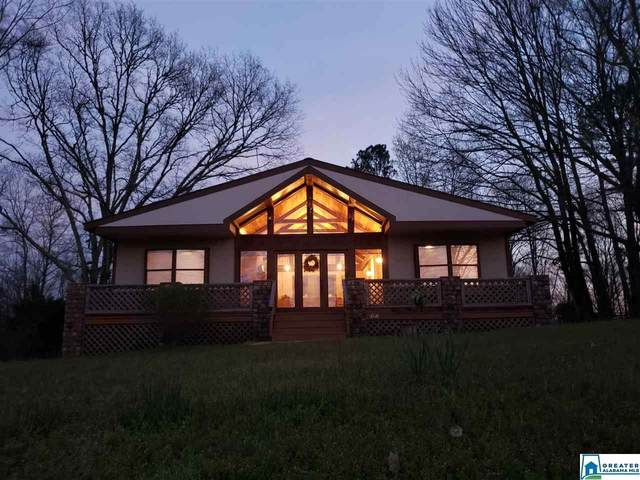 331 Lake Front Dr, Talladega, AL 35160 (MLS #877429) :: Josh Vernon Group