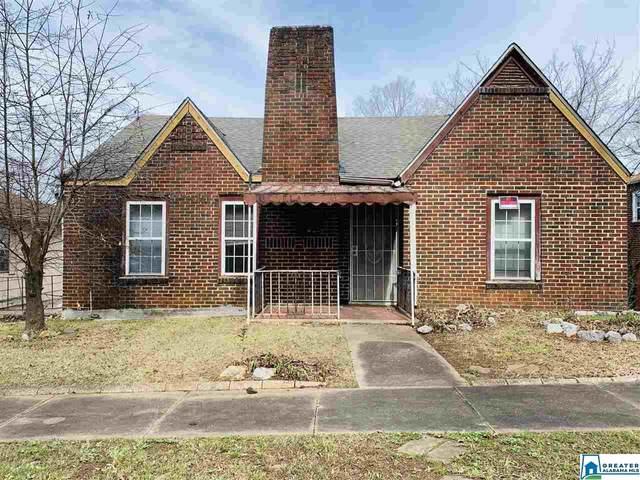 528 10TH CT W, Birmingham, AL 35204 (MLS #877702) :: LocAL Realty