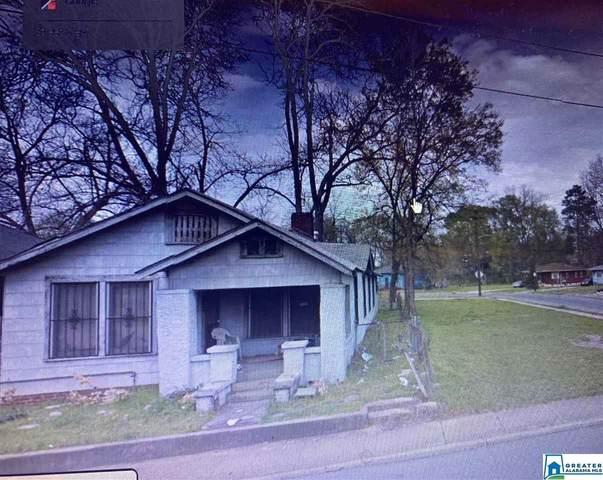 1522 SW Dennison Ave SW, Birmingham, AL 35211 (MLS #877799) :: Josh Vernon Group