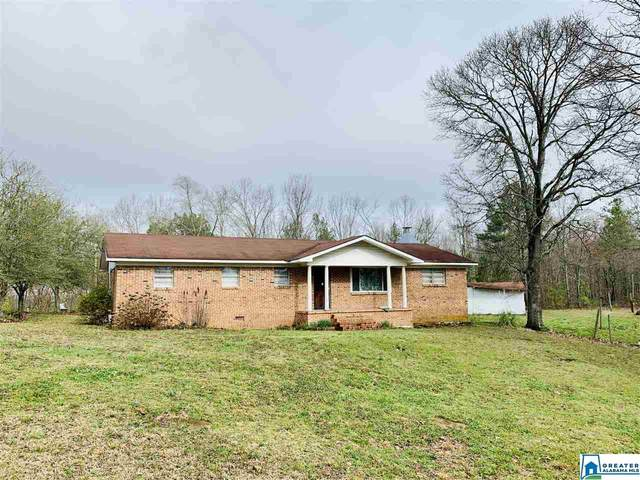 34 Curry Kirksey Ln, Anniston, AL 36204 (MLS #878071) :: Gusty Gulas Group