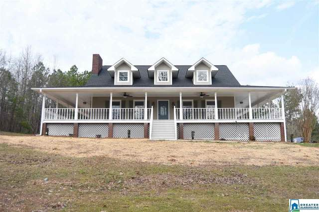 4380 Eulaton Rd, Anniston, AL 36201 (MLS #878122) :: Gusty Gulas Group