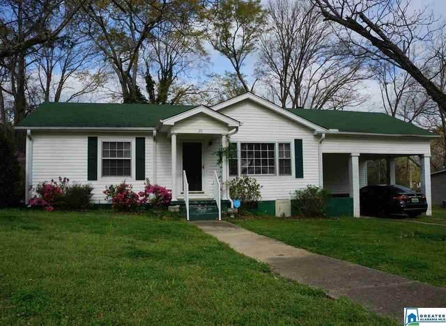 20 Dana Ave, Sylacauga, AL 35150 (MLS #878222) :: Josh Vernon Group