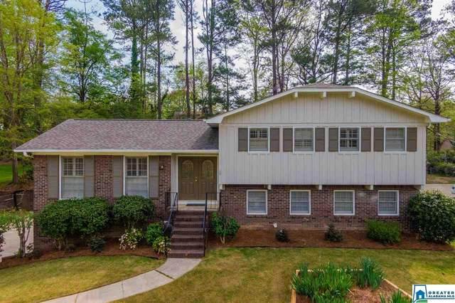 509 Creekwood Pl, Vestavia Hills, AL 35226 (MLS #878247) :: LIST Birmingham
