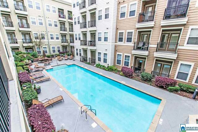 2020 5TH AVE S #133, Birmingham, AL 35233 (MLS #878387) :: Gusty Gulas Group