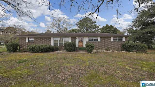 360 Old Margaret Rd, Odenville, AL 35120 (MLS #878489) :: Bentley Drozdowicz Group
