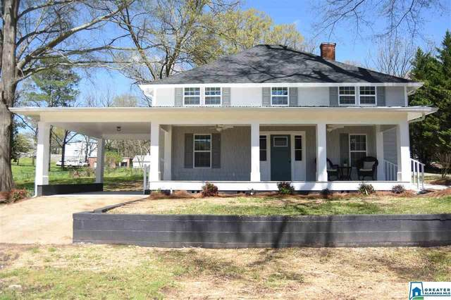 277 Burns St, Heflin, AL 36264 (MLS #878731) :: Gusty Gulas Group
