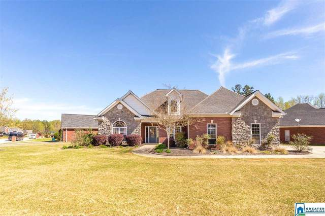 114 Victoria Pl, Oxford, AL 36203 (MLS #878857) :: Howard Whatley