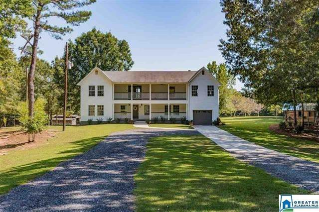 120 Jacks Ln, Odenville, AL 35120 (MLS #878886) :: Gusty Gulas Group
