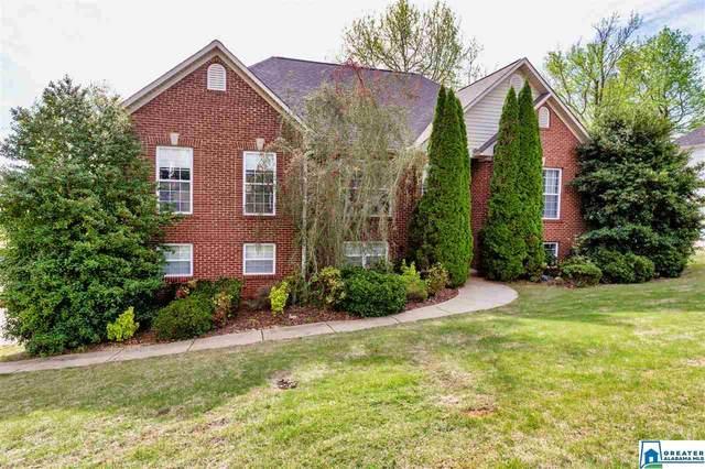 135 Oakview Ln, Odenville, AL 35120 (MLS #878941) :: Josh Vernon Group