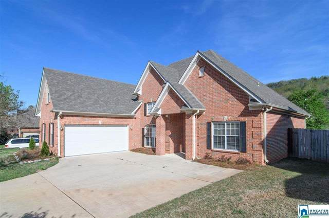 593 Forest Lakes Dr, Sterrett, AL 35147 (MLS #878999) :: Bentley Drozdowicz Group