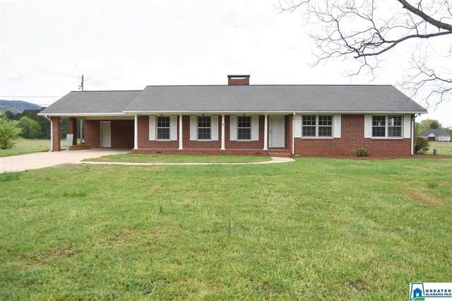 67 Old Downing Mill Rd, Anniston, AL 36207 (MLS #879144) :: Sargent McDonald Team