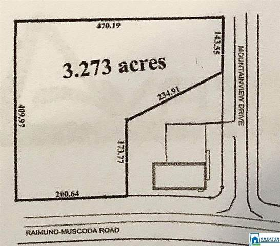 3020 Mountainview Way Lot 1-B, Bessemer, AL 35020 (MLS #879206) :: Josh Vernon Group