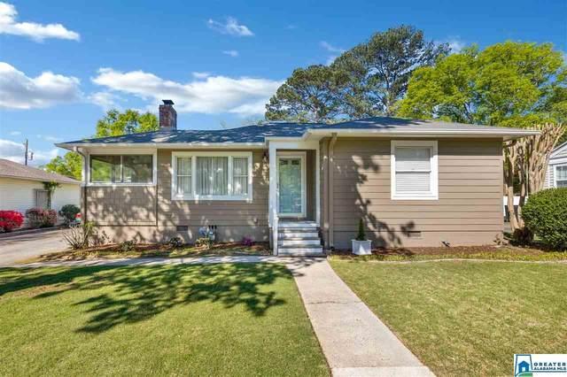 600 Cobb St, Homewood, AL 35209 (MLS #879328) :: Gusty Gulas Group