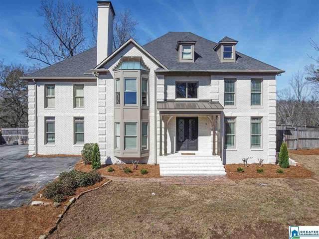 2805 Overton Rd, Mountain Brook, AL 35223 (MLS #879412) :: LIST Birmingham
