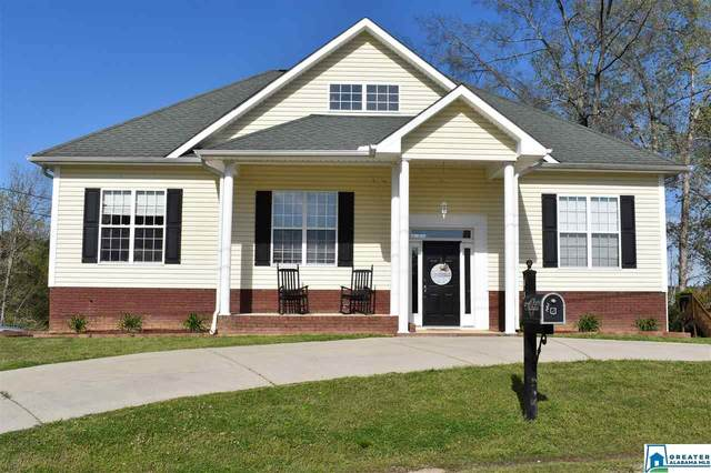 1461 Overlook Point, Warrior, AL 35180 (MLS #879438) :: Bentley Drozdowicz Group