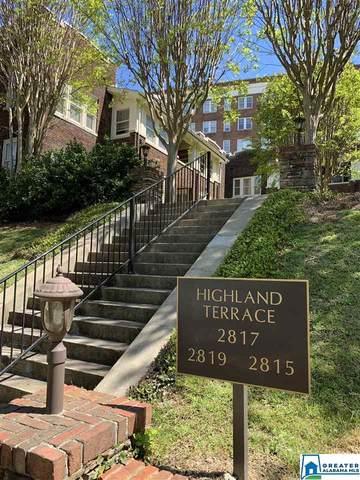 2817 Highland Ave S C, Birmingham, AL 35205 (MLS #879536) :: Bentley Drozdowicz Group