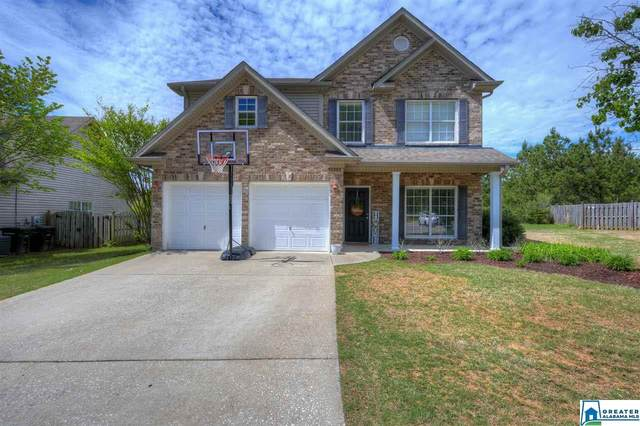 6073 Forest Lakes Cove, Sterrett, AL 35043 (MLS #879633) :: LocAL Realty