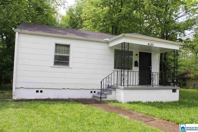 4133 40TH AVE N, Birmingham, AL 35217 (MLS #879945) :: Bailey Real Estate Group
