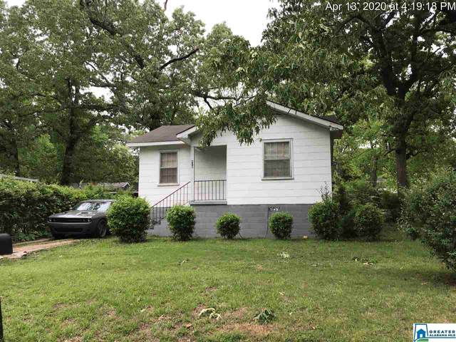 408 Swann Dr, Midfield, AL 35228 (MLS #880379) :: Howard Whatley