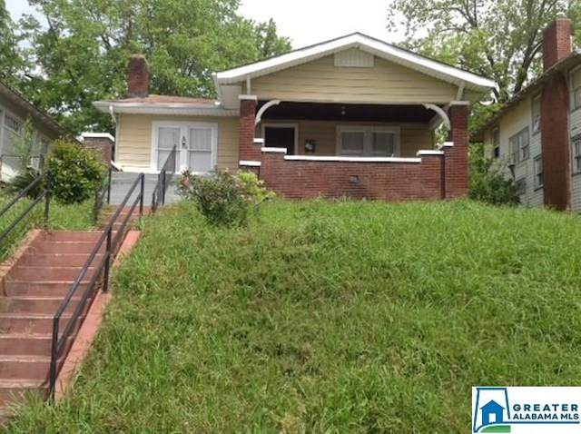 1114 7TH AVE W, Birmingham, AL 35204 (MLS #880395) :: LIST Birmingham